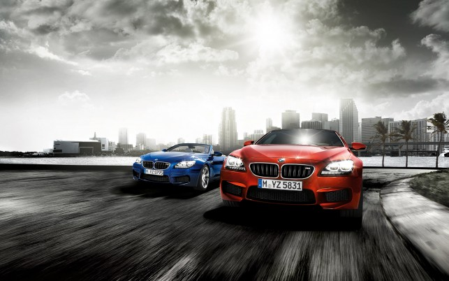 Previous: Bmw M6, coupe