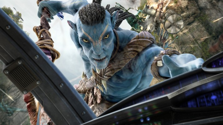 Avatar Movie wallpapers and stock photos