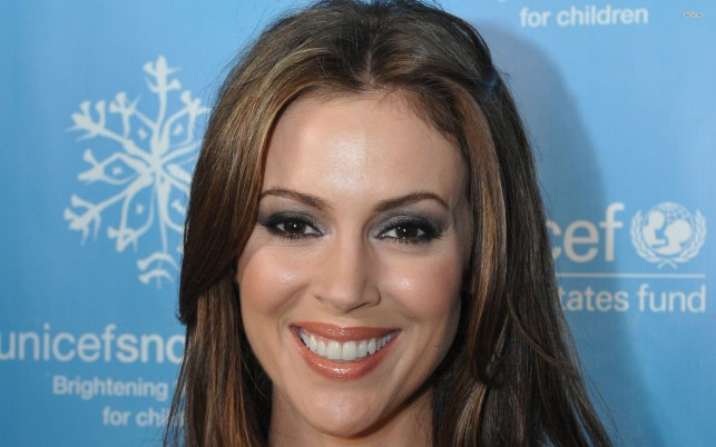 Next: Alyssa Milano, celebrity, celebrities