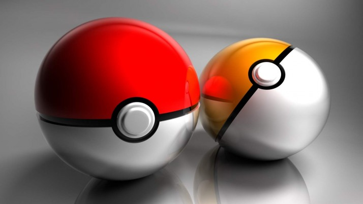 Pokeball, pokeballs, pokemon, christmas, anime wallpapers and stock photos