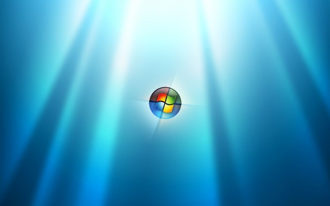Windows 7 Logo,  seven, microsoft wallpapers and stock photos
