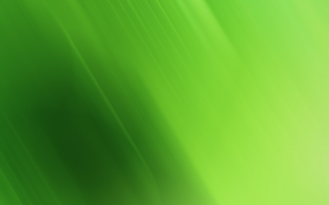 Next: Green Abstract