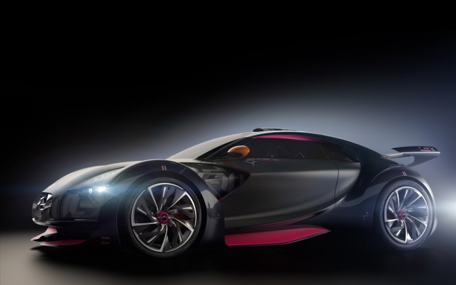 Previous: Citroen Survolt Concept, rappers, cars