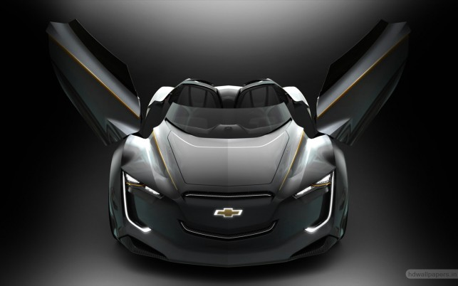 Previous: Mi Ray, concept, roadster, chevrolet