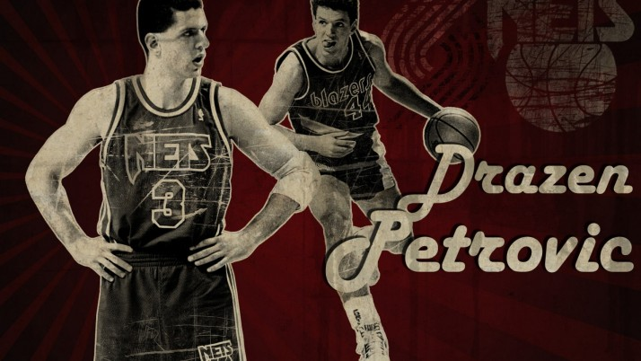 Drazen Petrovic, basketball wallpapers and stock photos