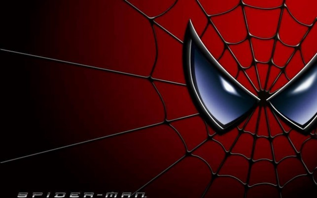 Spiderman Logo, fondos, red, cinema wallpapers and stock photos