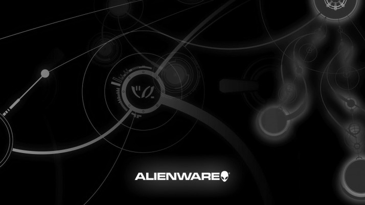Alienware Black, lost, web wallpapers and stock photos