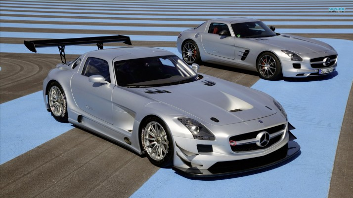 Mercedes-Benz SLS AMG GT3, car, cars wallpapers and stock photos