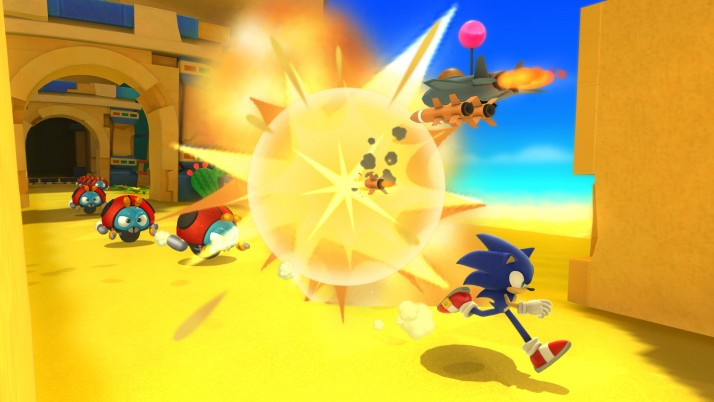 Sonic Lost World shots wallpapers and stock photos