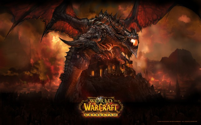 World Of Warcraft Cataclysm wallpapers and stock photos