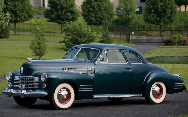 1941 Cadillac Coupe, classic, car, cars wallpapers and stock photos