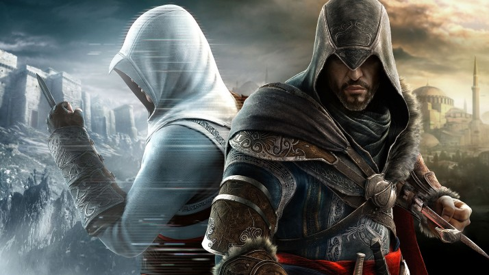 Assassins Creed Revelations, iphone, admin wallpapers and stock photos
