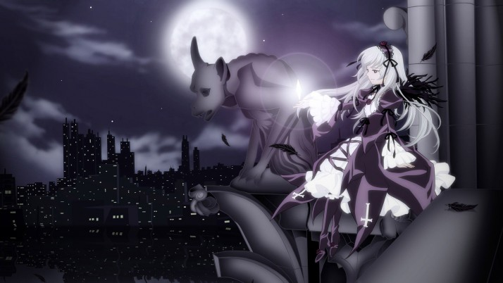 Rozen Maiden, suigintou, anime wallpapers and stock photos