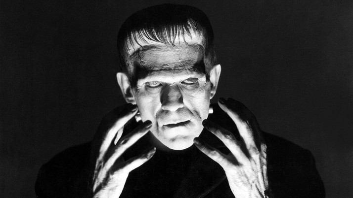 Frankenstein Film, movie, christmas wallpapers and stock photos