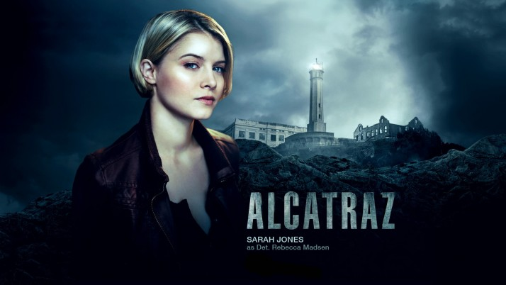 Sarah Jones Alcatraz, series, walls wallpapers and stock photos