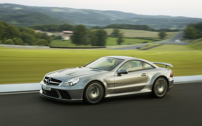 Mercedes Sl65 Amg Black Series, mercedes benz, cars wallpapers and stock photos
