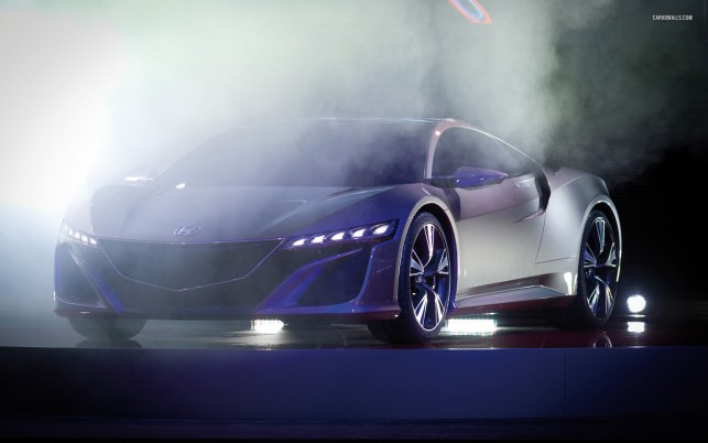 Honda NSX Concept 2012, Auto, Autos wallpapers and stock photos