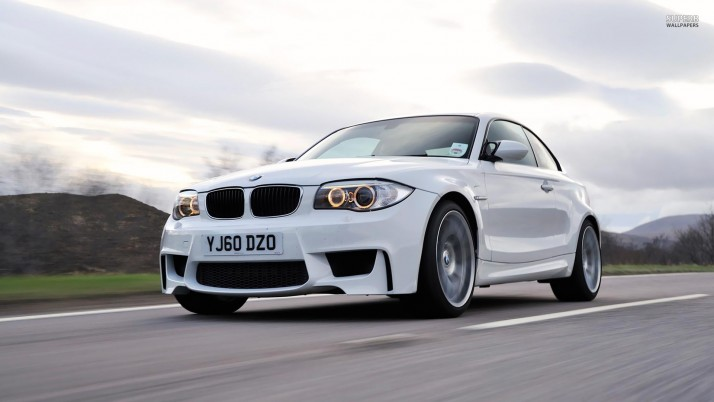 BMW 1 Series M Coupe, car, cars wallpapers and stock photos