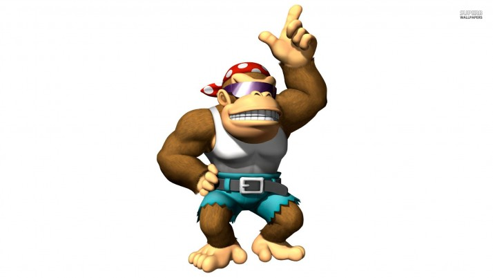 Donkey Kong Country: Tropical Freeze, game, games wallpapers and stock photos
