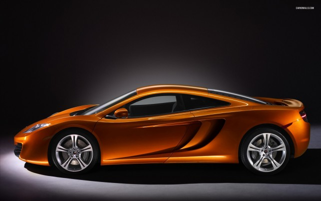 Random: McLaren MP4-12C, car, cars