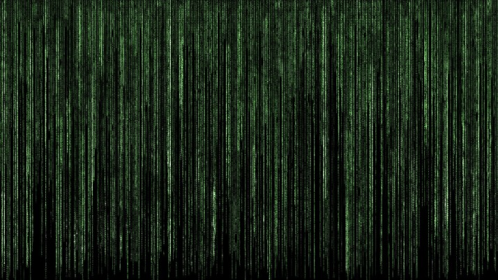 Matrix Effect, patterns, green wallpapers and stock photos