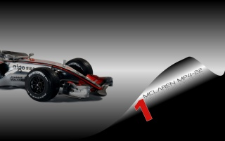 Mclaren MP4-22 wallpapers and stock photos