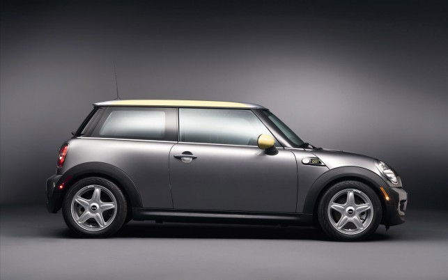 Mini E, car, concept wallpapers and stock photos