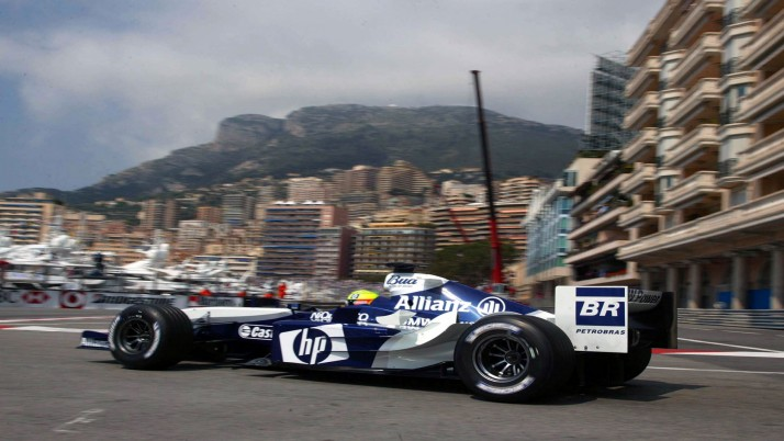 Next: Monaco Grand Prix, schumacher, williams, bmw, resolution