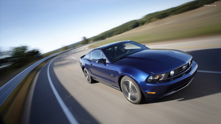 Ford Mustang 2010, car, cars wallpapers and stock photos