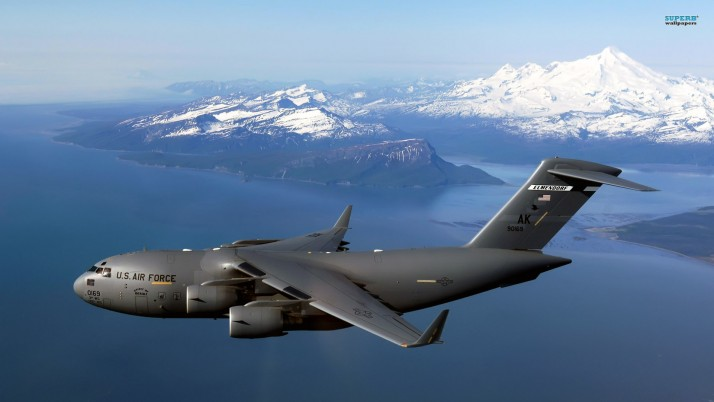 C 17 Globemaster, aircraft, boeing, airplanes wallpapers and stock photos