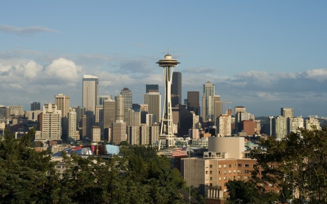 Seattle Wa, space, skyscrapers, world, usa, city wallpapers and stock photos