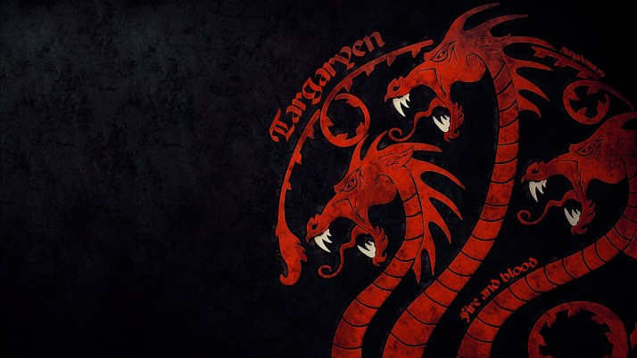 House Targaryen, game of thrones, movie, movies wallpapers and stock photos