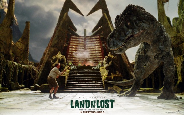Land Of The Lost wallpapers and stock photos
