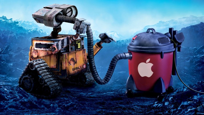 Wall E, savers, robot, mac wallpapers and stock photos