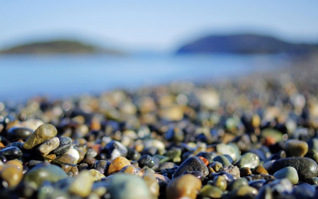 Macro Pebbles, photography wallpapers and stock photos
