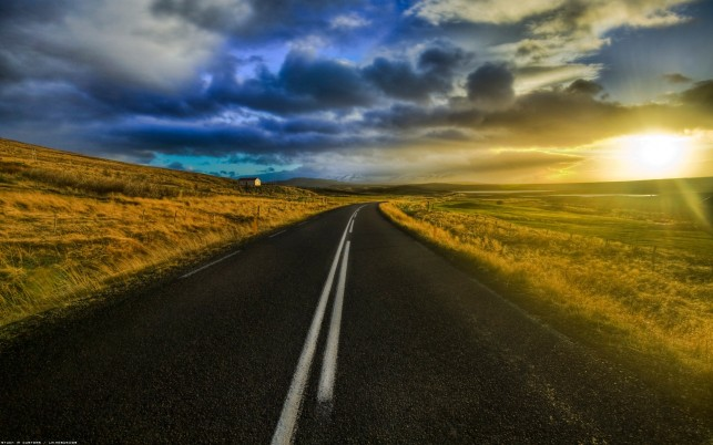 Open Road, s, tapety, hebus wallpapers and stock photos