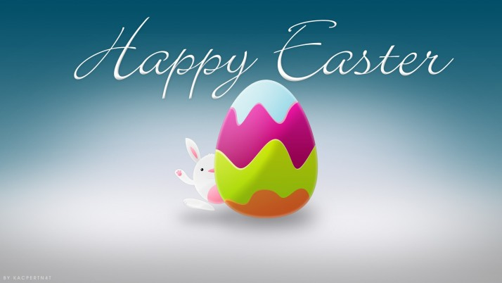 Happy Easter, egg, bunny, rabbit, holiday, holidays wallpapers and stock photos