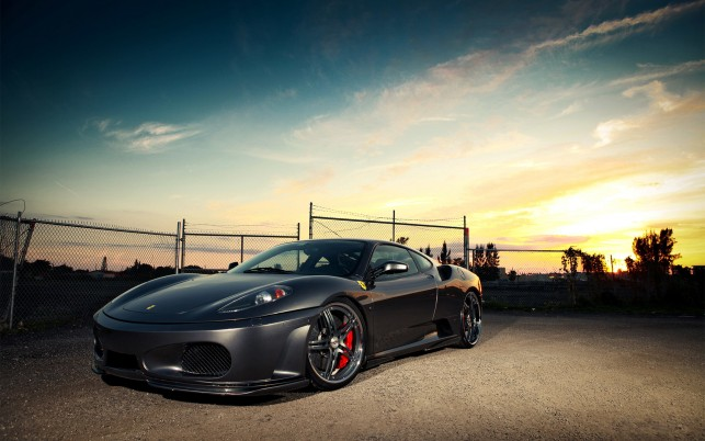 2009 Ferrari F430, car, cars wallpapers and stock photos