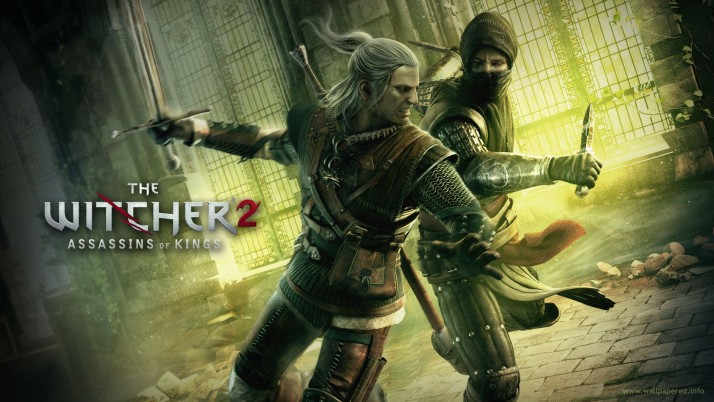 Witcher 2, games wallpapers and stock photos