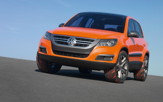 Tiguan, concept, volkswagen wallpapers and stock photos