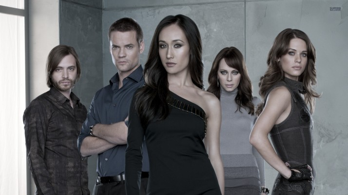 Nikita, maggie q, tv-show, tv-shows wallpapers and stock photos