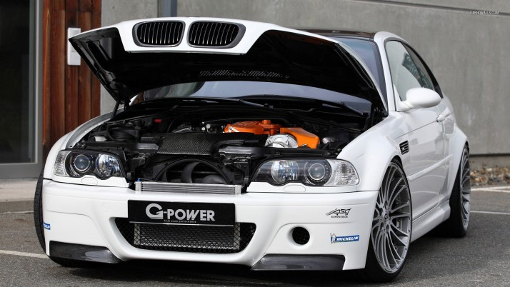 G-POWER BMW M3 E46 2012, car, cars wallpapers and stock photos