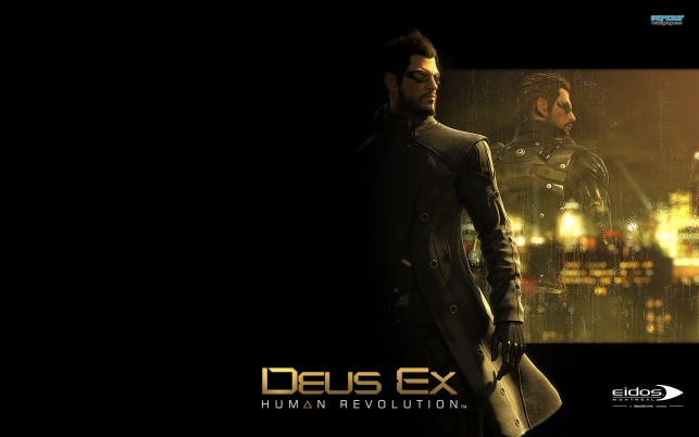 Deus Ex: Human Revolution, game, games wallpapers and stock photos