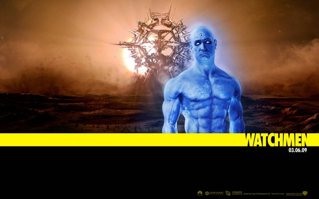 Watchmen, animated, movies wallpapers and stock photos