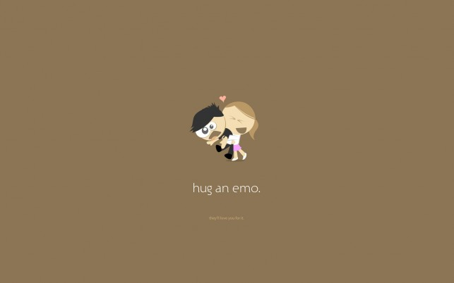 Previous: Emo Hug,  rarity, rock
