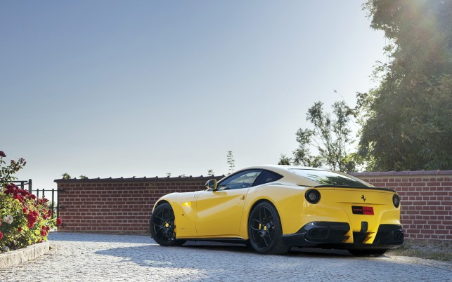 Ferrari F12 Novitec Rosso, static wallpapers and stock photos