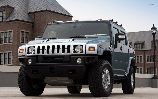 Hummer H2, car, cars wallpapers and stock photos