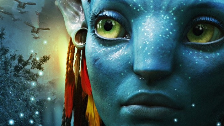 Avatar Poster wallpapers and stock photos