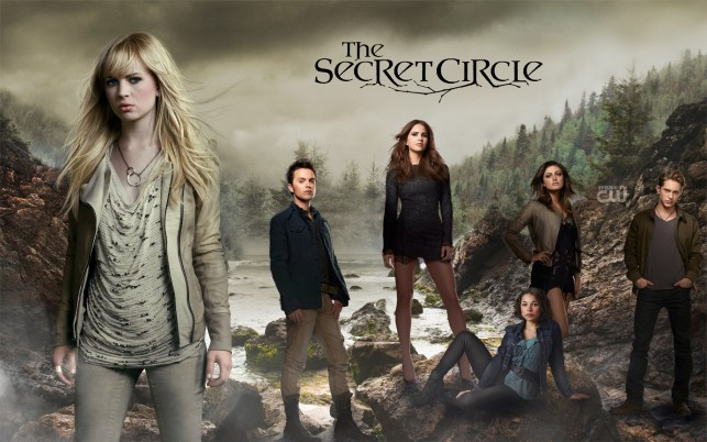 Secret Circle Series wallpapers and stock photos