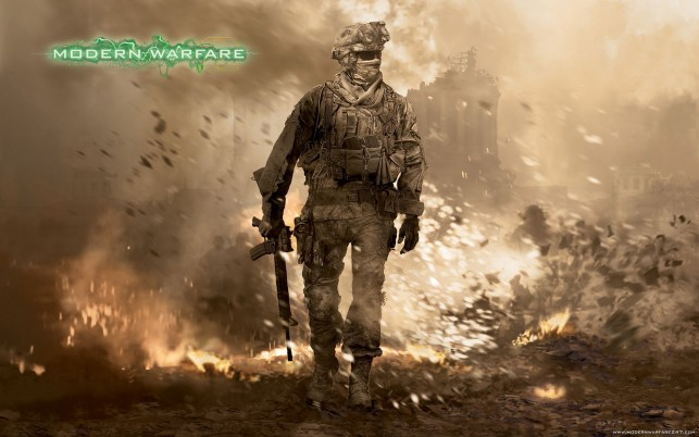 Call Of Duty Modern Warfare 2 Psp, games wallpapers and stock photos